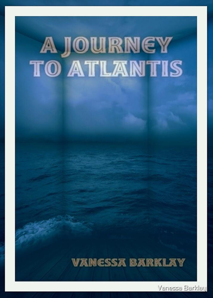A Journey To Atlantis e-book Cover Art by Vanessa Barklay