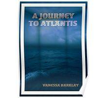A Journey To Atlantis e-book Cover Art Poster