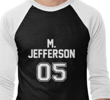 Mark Jefferson Jersey Men's Baseball ¾ T-Shirt