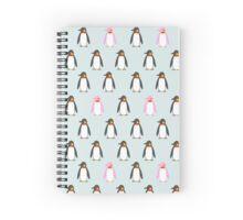 Classy Birds Spiral Notebook