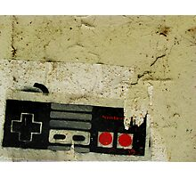 Industrial NES Photographic Print