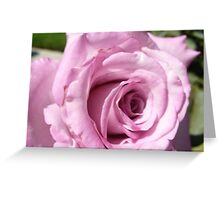 The Purple People Eater Greeting Card