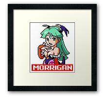 Morrigan (MM) Framed Print
