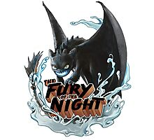 The Fury of the Night Photographic Print