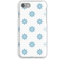 Nautical Marine Pattern iPhone Case/Skin