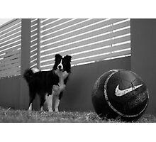 Nike Photographic Print