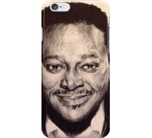 LUTHER VANDROSS PORTRAIT iPhone Case/Skin