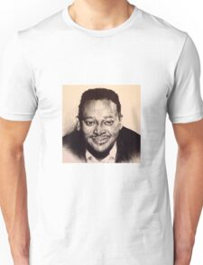 LUTHER VANDROSS PORTRAIT Unisex T-Shirt