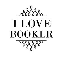 I Love Booklr by Carol Oliveira