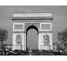 Arc De Triomphe III Photographic Print