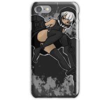 Strength Illustration iPhone Case/Skin