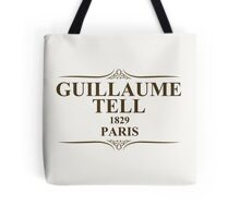 William Tell 1829 Paris Tote Bag