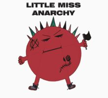 Little Miss Anarchy by Lacey Scarbro