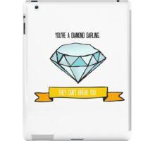 Diamond Darling iPad Case/Skin