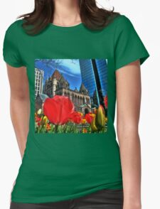Boston in Bloom T-Shirt