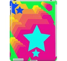 Retro-Star Geometry iPad Case/Skin