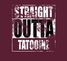 Straight OUTTA Tatooine - Star Wars - distressed Unisex T-Shirt