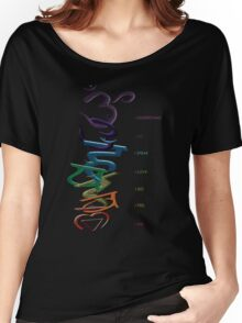 CHAKRAS Women's Relaxed Fit T-Shirt