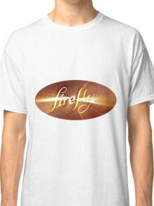 Firefly: Episode Opening Logo Classic T-Shirt