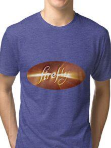 Firefly: Episode Opening Logo Tri-blend T-Shirt
