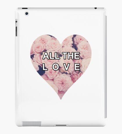 """All the love"" - Harry Styles iPad Case/Skin"