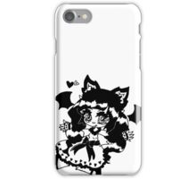 Mika the batgirl iPhone Case/Skin