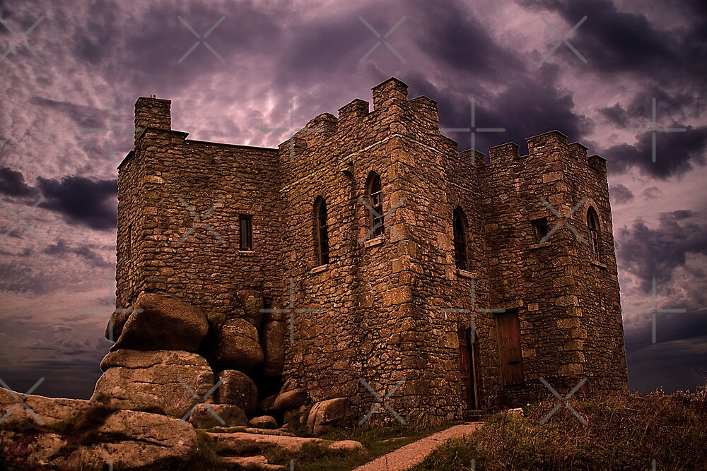 Carn Brae Castle by Country  Pursuits