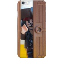 Avast, who's there? iPhone Case/Skin