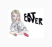Cat Lover - Feat. Taylor Swift Womens Fitted T-Shirt
