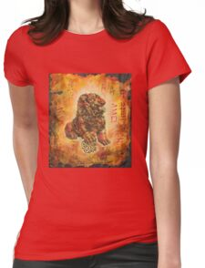 The Guardian ... Foo  Womens Fitted T-Shirt