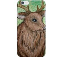 The Stag's Key iPhone Case/Skin