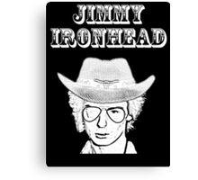 Jimmy Ironhead - Cowpunk Canvas Print