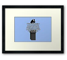 Kate Beckett stand with you Framed Print