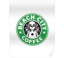 Beach City Coffee (2) Poster