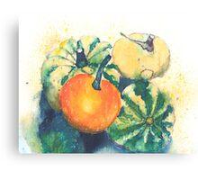 Fruits d'Automne Canvas Print