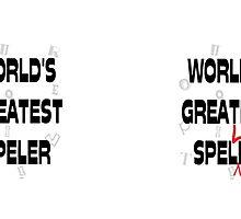 Spelling error by mondemporium