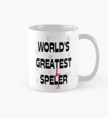 Spelling error Mug
