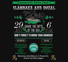 Cthulhu Tee - Innsmouth Clambake and Social T-Shirt