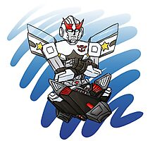 Prowl is a grump Photographic Print