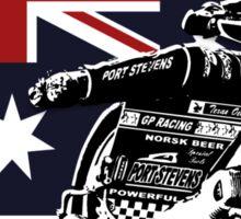 Australian Speedway Motorcycle Racing Sticker