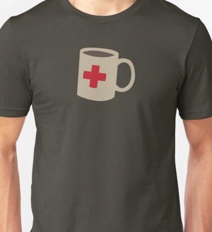Coffee First Aid T-Shirt