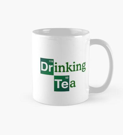 Drinking tea Mug