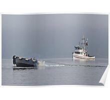 New Oregon Fishing III Poster