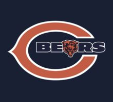 Chicago Bears logo 5 Kids Clothes