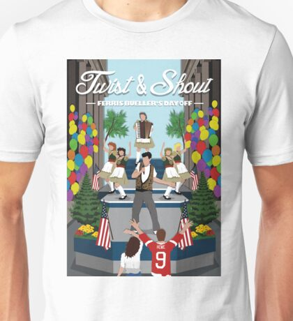 Ferris Bueller's Day Off Unisex T-Shirt