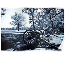 Shiloh Civil War Battlefield Poster