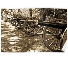 Shiloh Civil War Battlefield 2 Poster