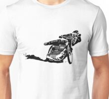 Speedway Motorcycle Racing Unisex T-Shirt
