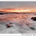 Off  the Rocks at @ Yallingup, WA by charlescollins8
