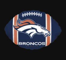 Denver Broncos logo 6 by NOFOLE